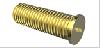 Приварная шпилька с резьбой, тип PT